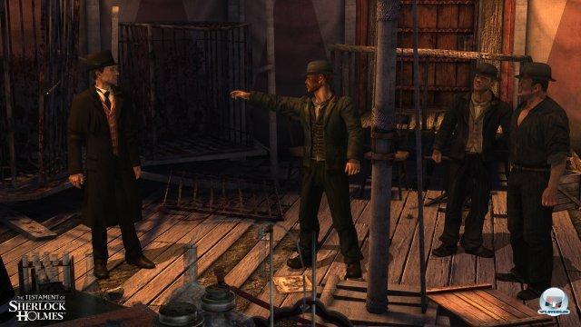 Screenshot - Das Testament des Sherlock Holmes (PC) 2309632