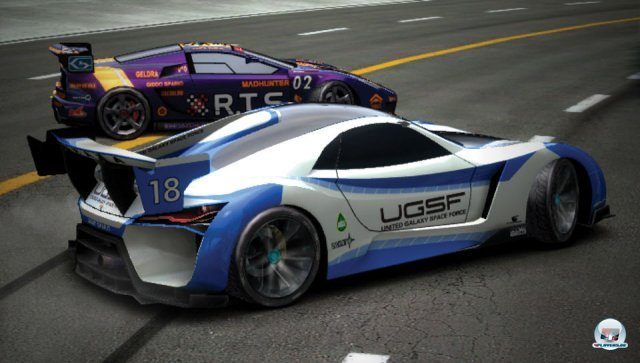 Screenshot - Ridge Racer Vita (PS_Vita) 2287467