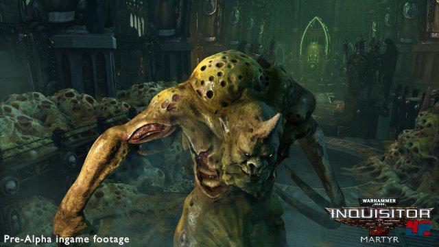 Bei Bosskämpfen lassen sich einzelne Körperteile des Gegners ins Visier nehmen. So kann der Boss gezielt geschwächt werden.