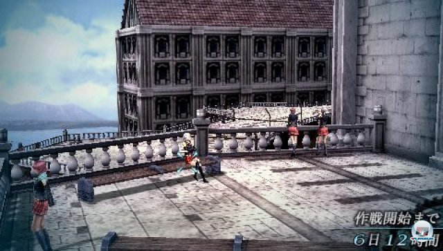Screenshot - Final Fantasy Type-0 (PSP) 2260552