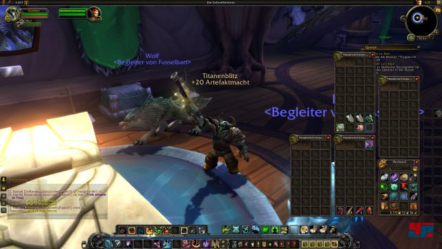 Screenshot - World of WarCraft: Legion (Mac) 92530797