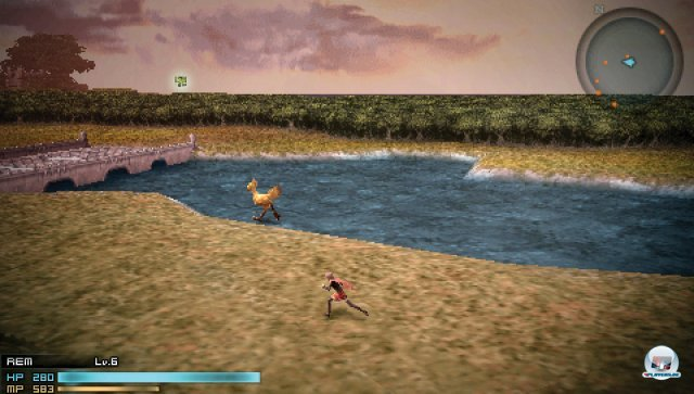 Screenshot - Final Fantasy Type-0 (PSP) 2282507