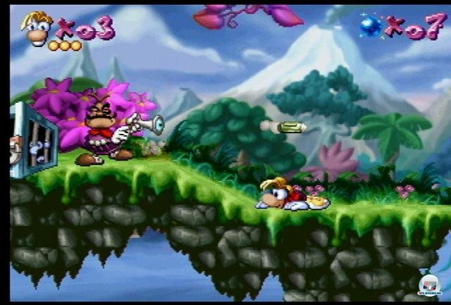 Screenshot - Rayman (Klassiker) (PC) 92465268