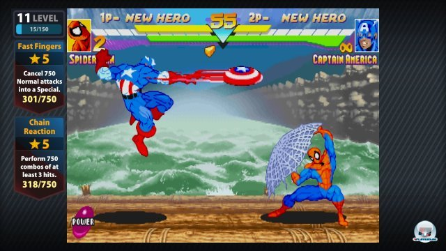 Screenshot - Marvel vs. Capcom Origins (360) 2374122