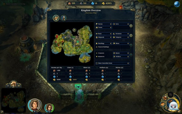 Screenshot - Might & Magic Heroes VI (PC) 2239363