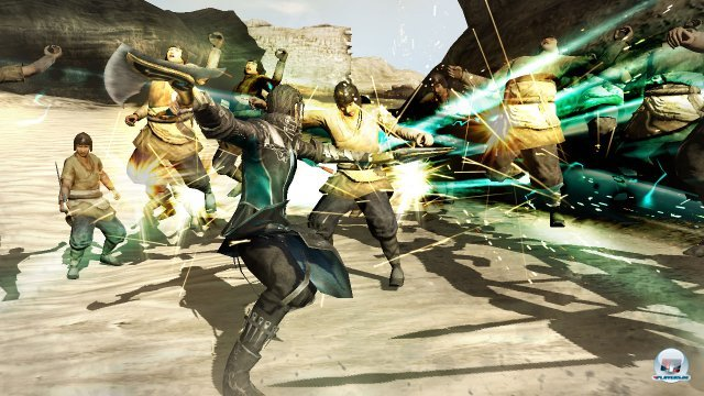Screenshot - Dynasty Warriors 8 (PlayStation3) 92433617