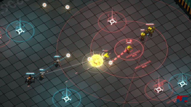 Screenshot - Gladiabots (Android) 92569094