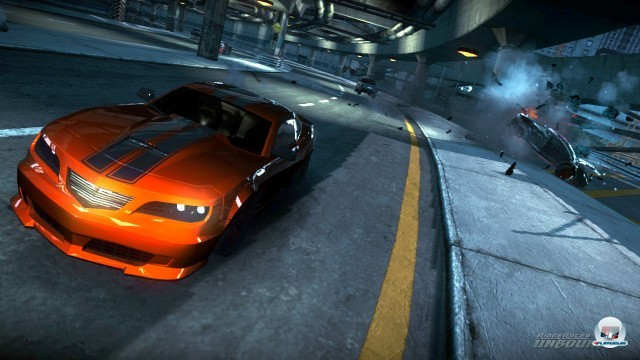 Screenshot - Ridge Racer Unbounded (360) 2249962