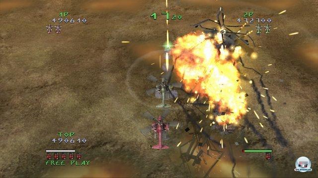 Screenshot - Under Defeat HD - Deluxe Edition (360)