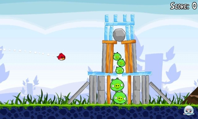 Screenshot - Angry Birds (Android) 2242913