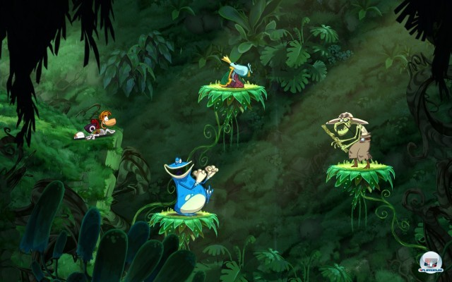 Screenshot - Rayman Origins (360) 2228188