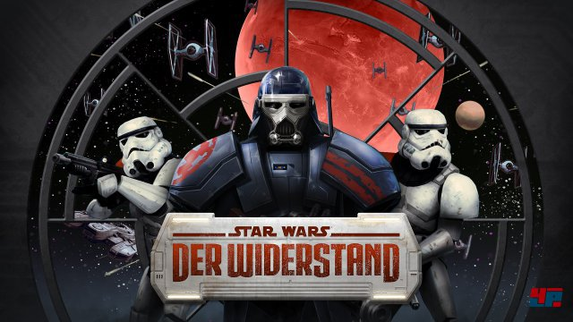 Screenshot - Star Wars: Der Widerstand (Android)