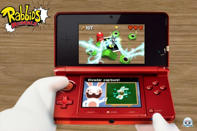 Screenshot - Rabbids Rumble (3DS) 92411262