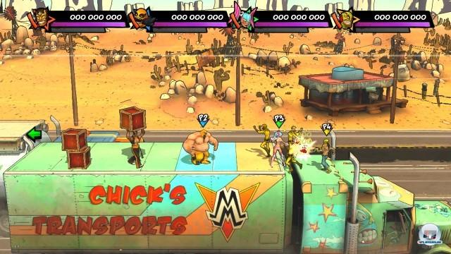 Screenshot - Lucha Fury (360) 2234858