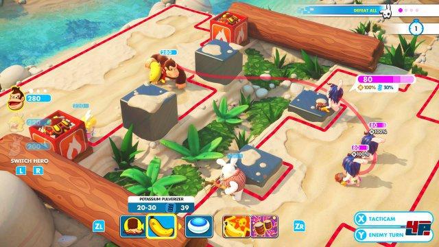 Screenshot - Mario   Rabbids Kingdom Battle (Switch) 92567534
