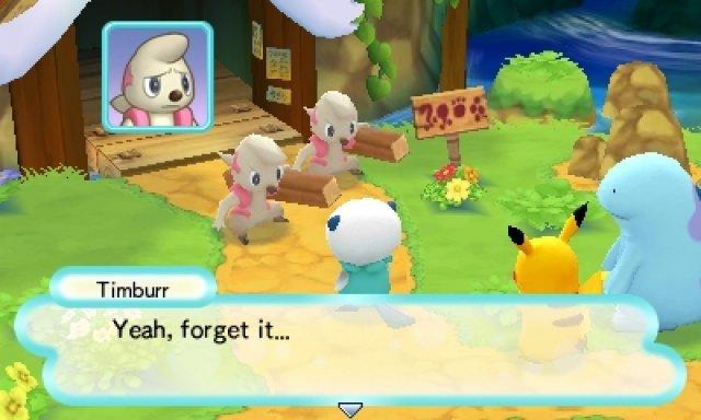 Screenshot - Pokémon Mystery Dungeon: Portale in die Unendlichkeit (3DS) 92457632