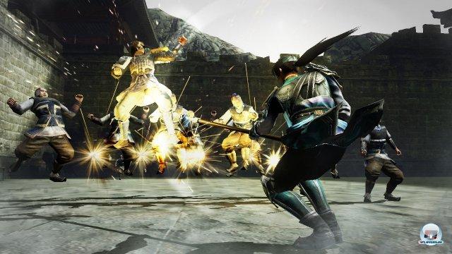 Screenshot - Dynasty Warriors 8 (PlayStation3) 92433697