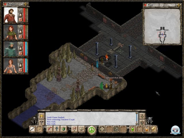 Screenshot - Avernum: Escape from the Pit (PC-CDROM)