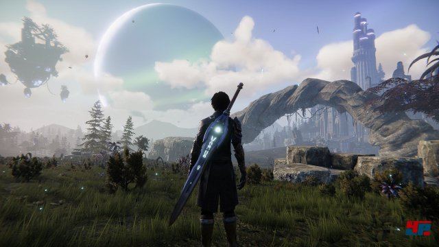 Screenshot - Edge of Eternity (Mac)