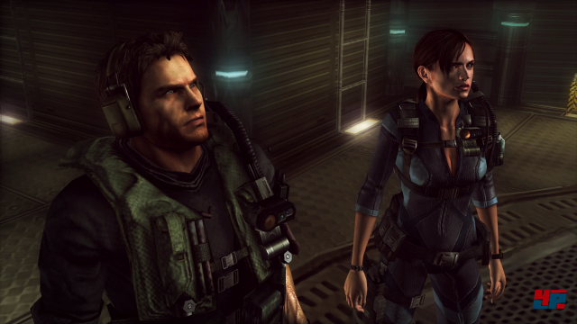 Screenshot - Resident Evil: Revelations (PS4) 92552481