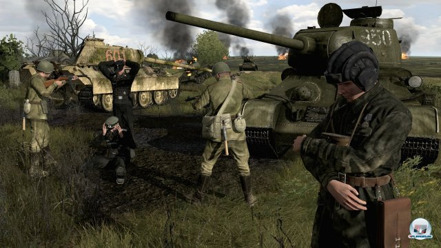 Screenshot - Iron Front - Liberation 1944 (PC) 2347257