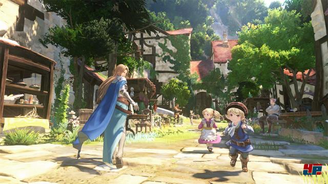 Screenshot - Granblue Fantasy: Relink (PS4)