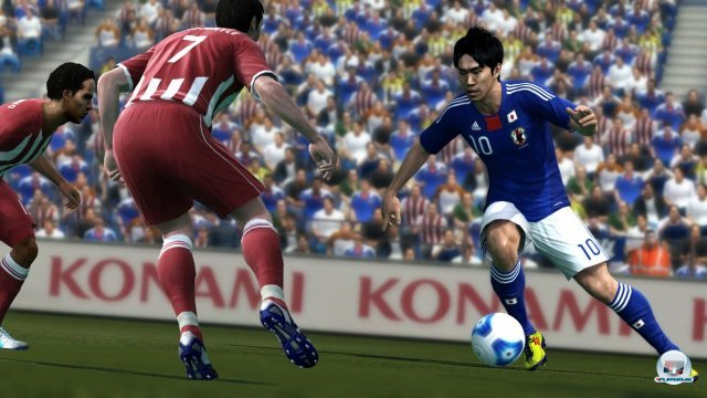 Screenshot - Pro Evolution Soccer 2012 (PlayStation3) 2257807