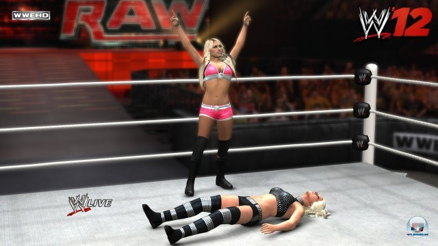 Screenshot - WWE '12 (PlayStation3) 2251937
