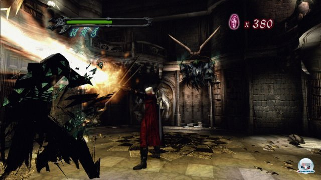 Screenshot - Devil May Cry HD Collection (360) 2285022