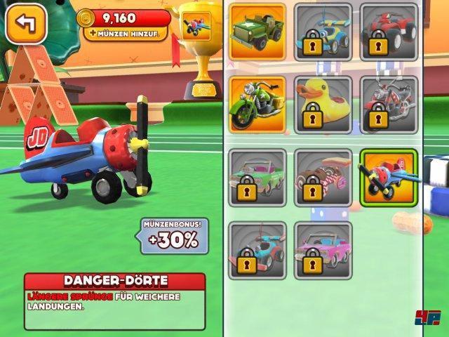 Screenshot - Joe Danger Infinity (iPad) 92475790