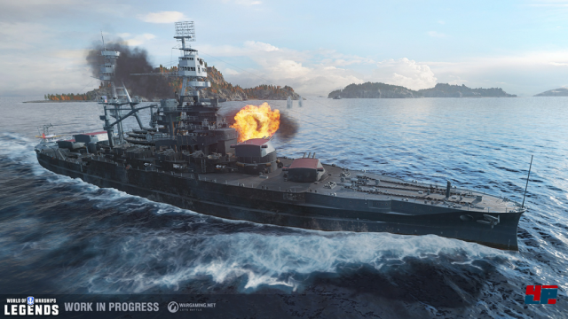 Screenshot - World of Warships (PS4) 92572418