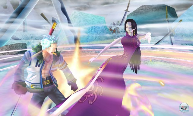 Screenshot - One Piece: Unlimited Cruise SP (3DS) 2259287