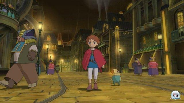 Screenshot - Ni no Kuni: Shikkoku (PlayStation3) 2257762