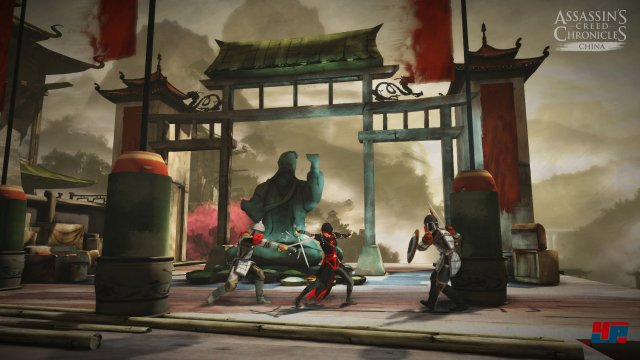 Screenshot - Assassin's Creed Chronicles: China (PC)