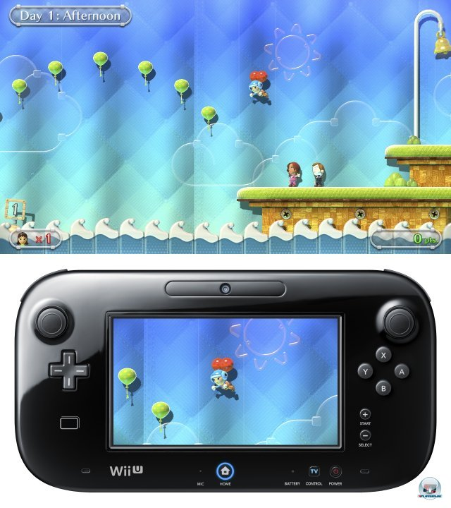 Screenshot - Nintendo Land (Wii_U)