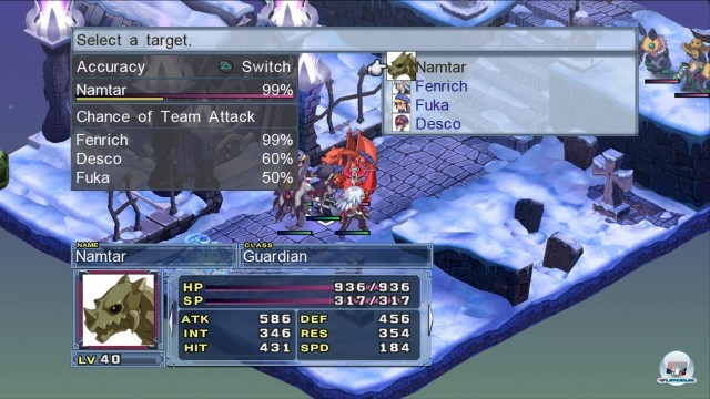 Screenshot - Disgaea 4: A Promise Unforgotten (PlayStation3) 2241404