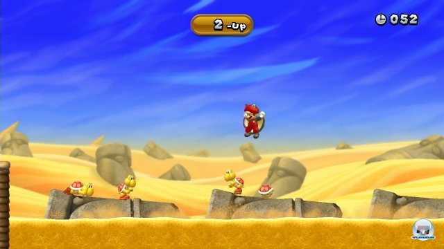 Screenshot - New Super Mario Bros. U (Wii_U) 92420477