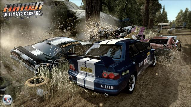 Screens Zimmer 1 angezeig: flatout ultimate carnage trainer