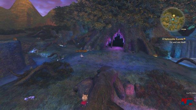 Screenshot - Ni No Kuni 2: Schicksal eines Königreichs (PC) 92559404
