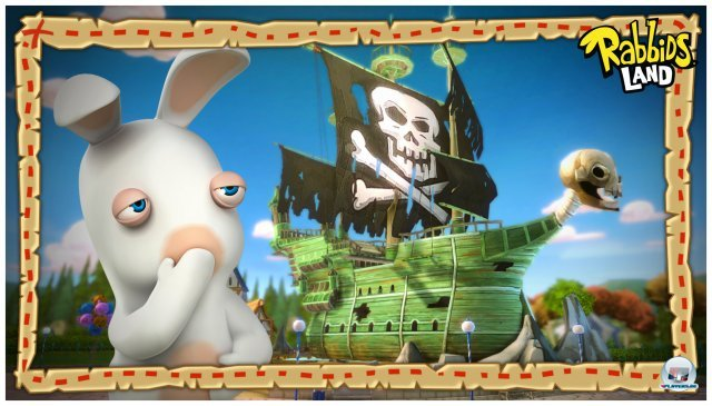 Screenshot - Rabbids Land (Wii_U)