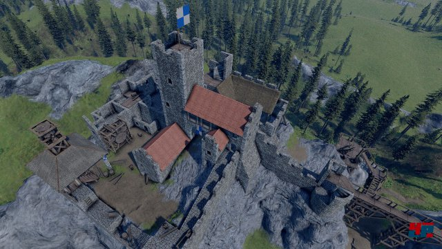 Screenshot - Medieval Engineers (PC)