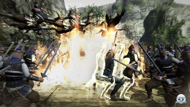 Screenshot - Dynasty Warriors 8 (PlayStation3) 92433707