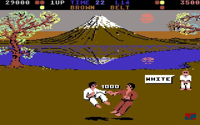 Screenshot - International Karate (PC)