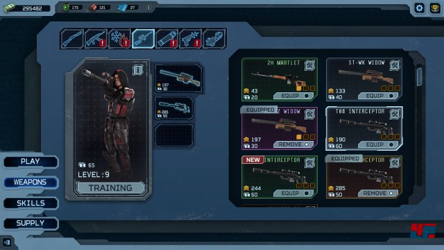 Screenshot - Alien Shooter TD (PC)