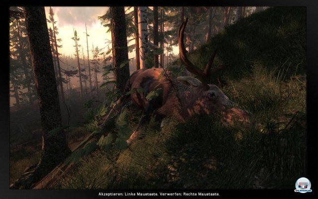 Screenshot - The Hunter 2012 (PC-CDROM)
