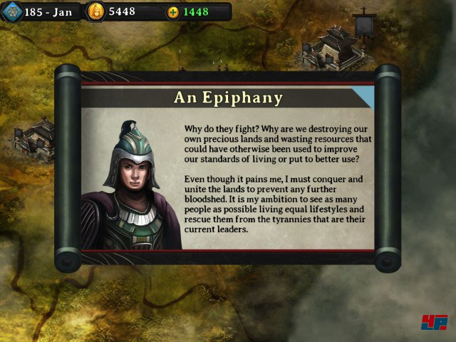 Screenshot - Autumn Dynasty Warlords (iPad)