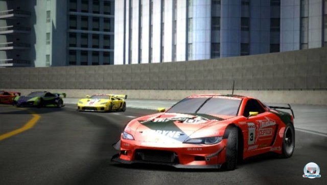 Screenshot - Ridge Racer Vita (PS_Vita) 2293392