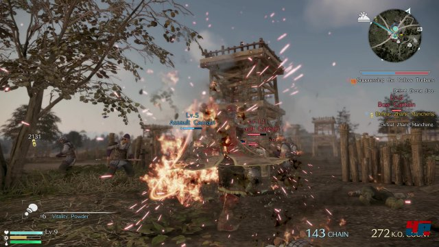 Screenshot - Dynasty Warriors 9 (XboxOneX) 92559796