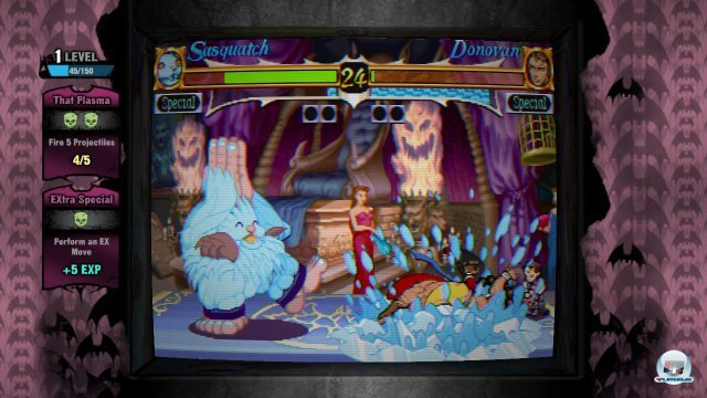 Screenshot - Darkstalkers: Resurrection (360) 92412432
