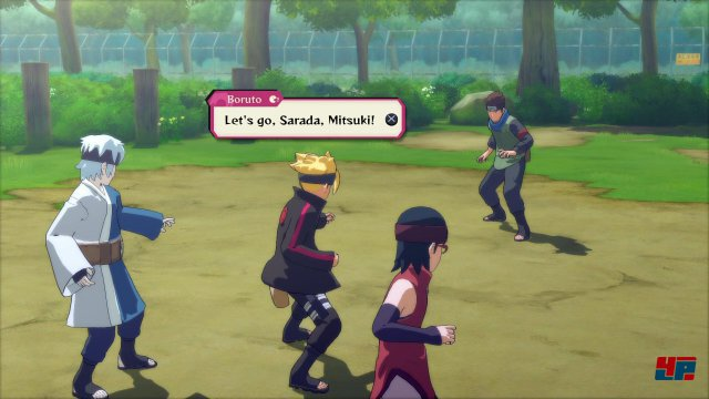 Screenshot - Naruto Shippuden: Ultimate Ninja Storm 4 - Road to Boruto (PC)